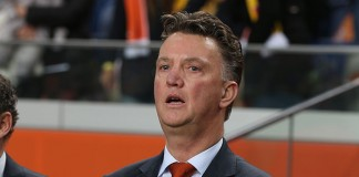 Oranje Louis van Gaal getty