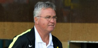 Guus Hiddink Oranje getty