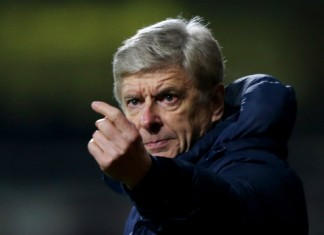 Arsene Wenger Arsenal Getty