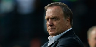 Europa League Dick Advocaat AZ getty