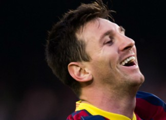 Primera Division Lionel Messi FC Barcelona getty