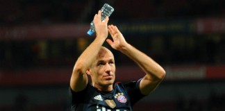 Champions League Arjen Robben Bayern Munchen getty