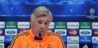 Champions League Carlo Ancelotti Real Madrid getty
