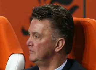 WK Louis van Gaal Nederland getty