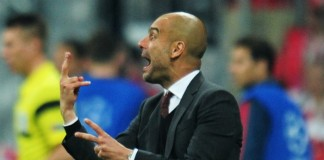 Bundesliga Pep Guardiola Bayern Munchen getty