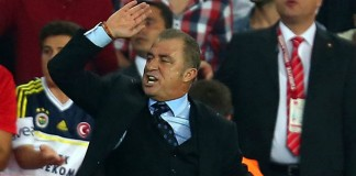 Interland Fatih Terim Turkije getty