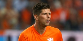 WK 2014 Klaas-Jan Huntelaar Oranje getty