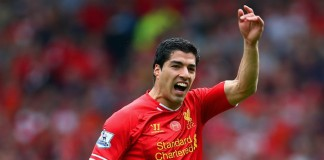 Premier League Luis Suarez Liverpool getty