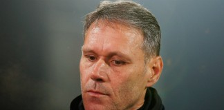 Eredivisie Play-Off Marco van Basten Heerenveen getty