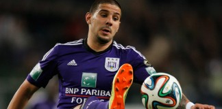 Jupiler Pro League Mitrovic Anderlecht getty
