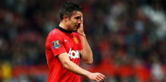 Premier League Robin van Persie Manchester United getty