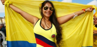 WK Voetbal Colombia getty