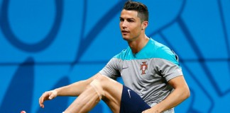 WK Voetbal Portugal Cristiano Ronaldo getty