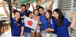 WK Voetbal Japan getty