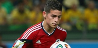 Real Madrid James Rodriguez getty
