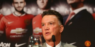 Manchester United Louis van Gaal getty