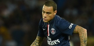 Ligue 1 Paris Saint-Germain Gregory van der Wiel getty