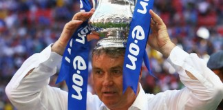 Oranje Guus Hiddink getty