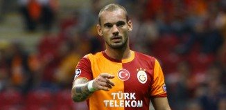 Wesley Sneijder Champions League