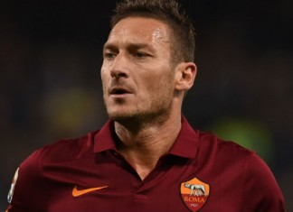 Francesco Totti AS Roma - Juventus