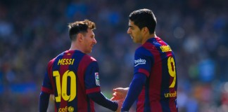 Lionel Messi Luis Suarez Athletic Bilbao - FC Barcelona