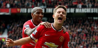 Ander Herrera Manchester United - Manchester City