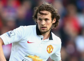 Daley Blind Manchester United - Arsenal