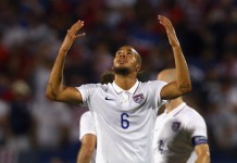 John Brooks Gold Cup 2015