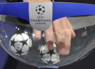 Champions League Loting