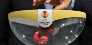 Loting Europa League play-offs