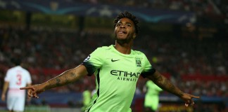 Raheem Sterling Manchester City - Liverpool