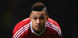 Memphis Depay Manchester United - Southampton