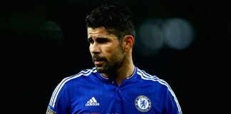 Diego Costa Chelsea - Manchester United