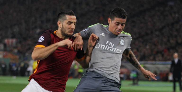Real Madrid – AS Roma Champions League voorbeschouwing