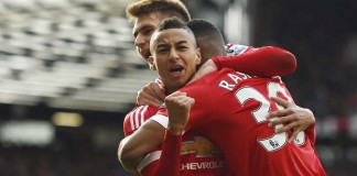 Jesse Lingard Manchester United - West Ham United