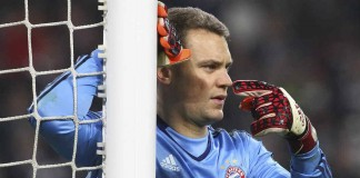 Manuel Neuer Champions League