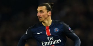 Zlatan Ibrahimovic Chelsea - Paris Saint-Germain