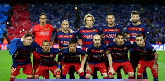 FC Barcelona Champions League kwartfinales Getty