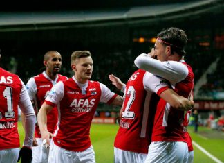 Europa League: AZ Alkmaar vs Vojvodina