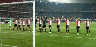 Europa League Manchester United - Feyenoord, Ajax en AZ VI Images
