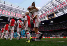 Ajax - Schalke 04 kwartfinale Europa League: weinig goals Getty