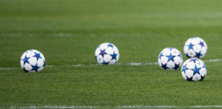 Champions League kwartfinales Getty