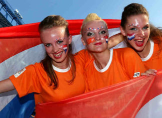 Wedden Vrouwen EK Nederland - Denemarken: spanning is eraf Getty